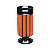 不锈钢垃圾桶GLBX016