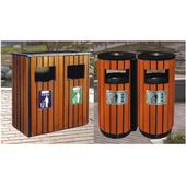 塑料垃圾桶QLS026