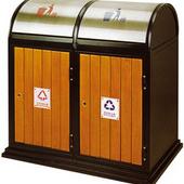 不锈钢垃圾桶GLBX010