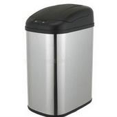 钢木垃圾桶QLGM-047