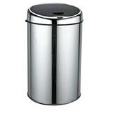 钢木垃圾桶QLGM-053