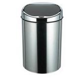 钢木垃圾桶QLGM-056