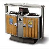 不锈钢垃圾桶GLBX012