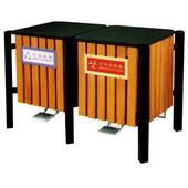 不锈钢垃圾桶GLBX008