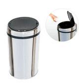 不锈钢垃圾桶GLBX014