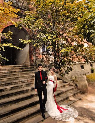 外景婚纱3