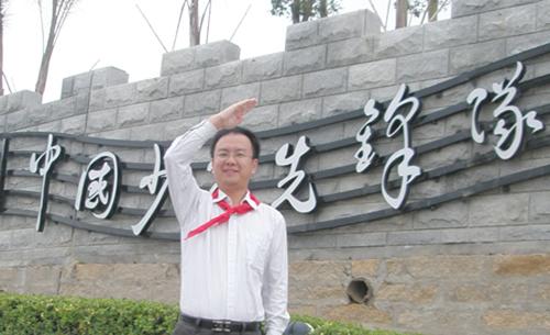 坚守自我,洒脱前行——记宁波市青少年宫舞蹈老师