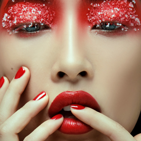 影楼专业化妆造型提高班