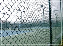 奥林匹克网球中心围网