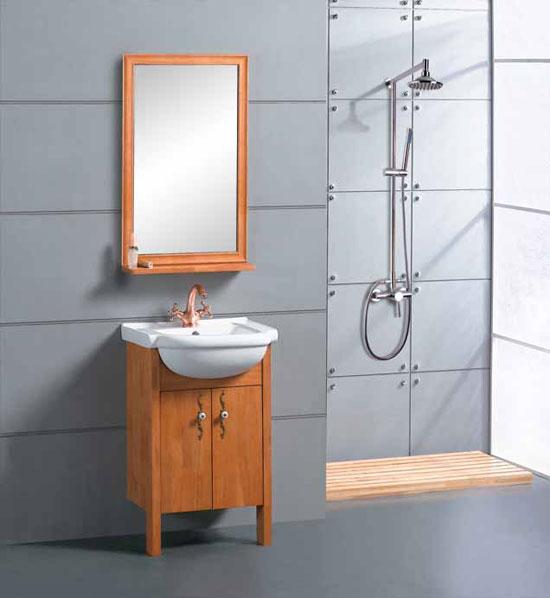 魔方陶瓷户内浴室案例三