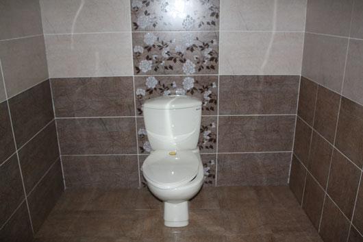魔方陶瓷户内浴室案例一