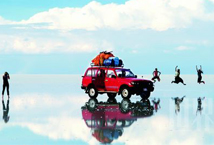 """玻利维亚:""""死亡之路""""的极致体验"""
