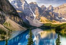 迷醉落基山:追逐抱朴含真的旅程