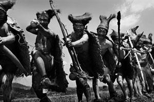 彝族原始神秘的祭龙