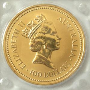 澳大利亚金币